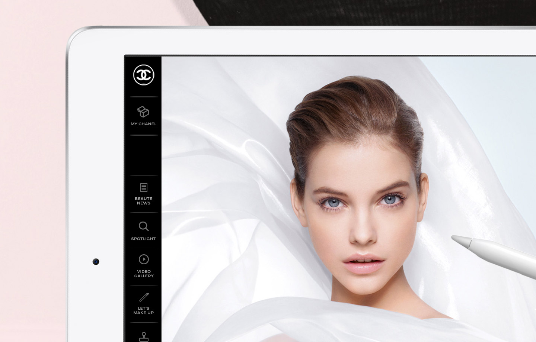 Beauté iPad App