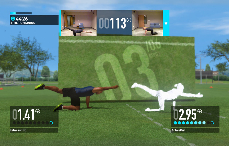 Kinect Training
